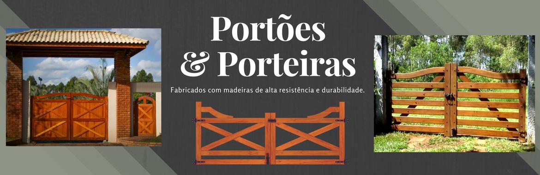Banner Portões e Porteiras