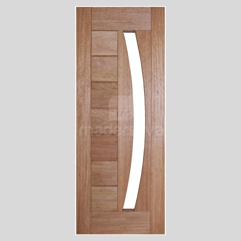 Porta Maciça 2,10m x 82cm Cedro Arana BEL-10