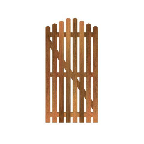 Portão de Madeira - MS 081