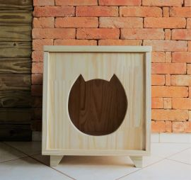 Casa para Gato N1 - 40x40cm