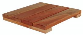 Deck Modular 30x30cm Euca7 Natural