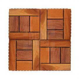 Deck Prático Cumarú Paris 30x30cm (placa) agrupado 1