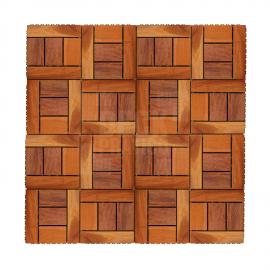 Deck Prático Cumarú Paris 30x30cm (placa) agrupado 2