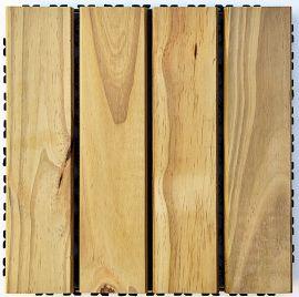 Deck Prático Pinus Tratado 30cm X 30cm (placa)