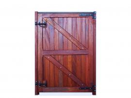 Meia Porta Baia - Angelim Vermelho