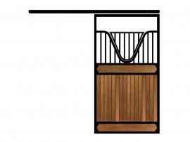 Porta Baia de Correr - MS 01