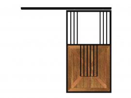 Porta Baia de Correr - MS 02