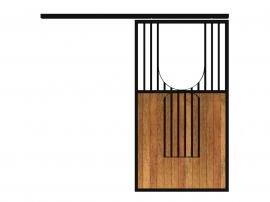 Porta Baia de Correr - MS 03