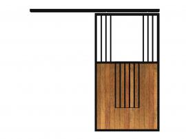 Porta Baia de Correr - MS 04