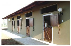 Porta Baia Premium - Angelim Vermelho. instalada