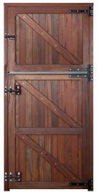 Porta Baia Premium - Angelim Vermelho