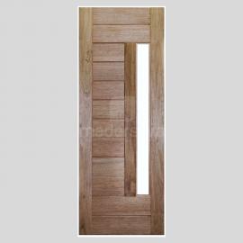 Porta Maciça Cedro Arana BEL-04