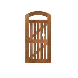 Portão de Madeira - MS 301