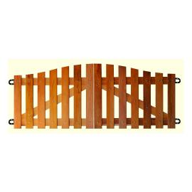 Portão de Madeira - MS 600 b